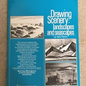 1970s drawing book